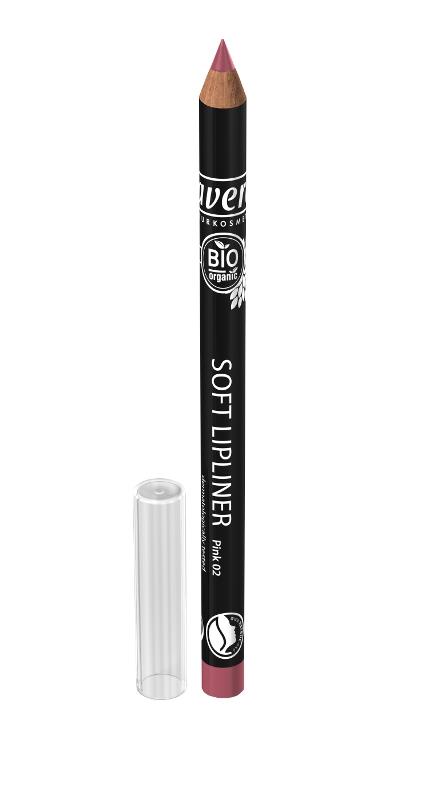 lavera Konturovací tužka na rty  02 - růžová 1,14 g
