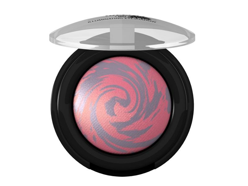 lavera Třpytivé minerální oční stíny MONO 06 - mango 1,5 g