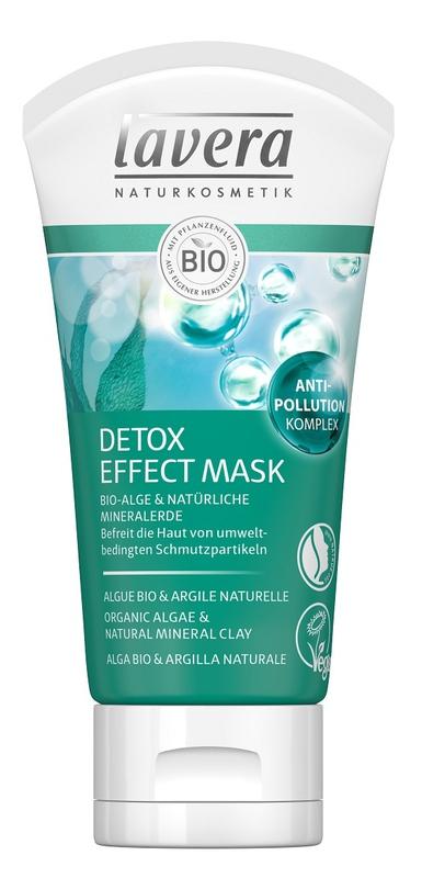lavera Detoxikační pleťová maska 50 ml
