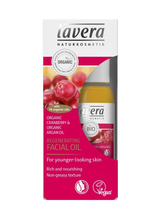lavera Regenerační pleťový olej 30ml