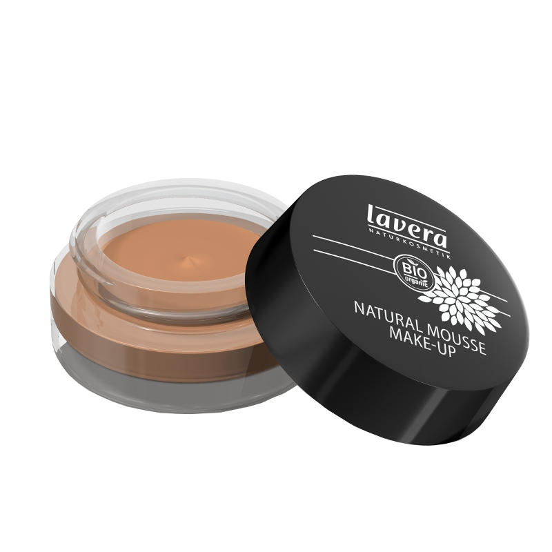 lavera Přírodní pěnový make-up - 05 mandle 15 g