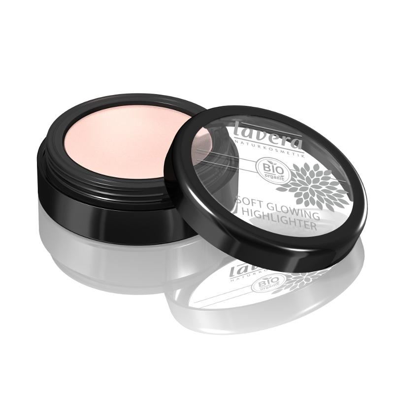lavera Zářivý rozjasňovač - 02 perleťově růžová 4 g