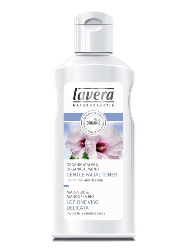 lavera Hydratující pleťová voda Bio sléz 125ml