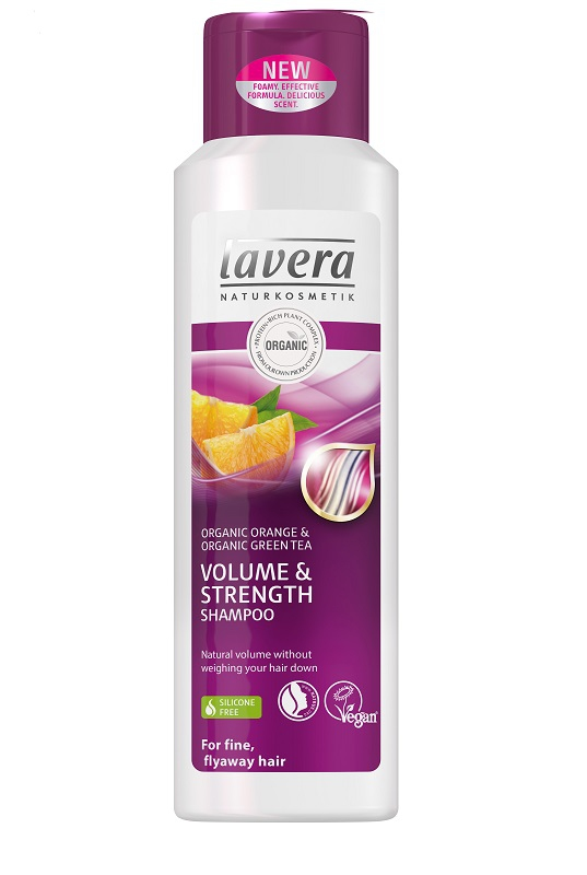 lavera Šampon Volume & Strength 250ml