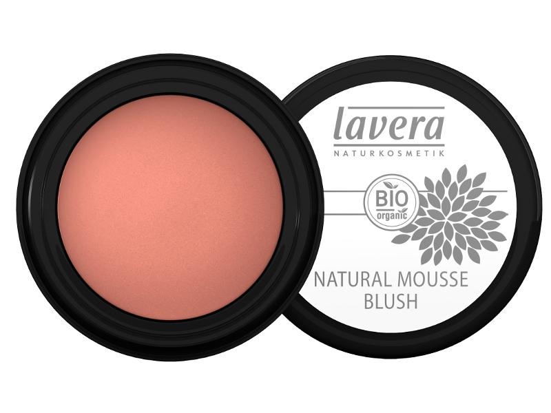 lavera Přírodní  pěnová růž - 01 tělová 4 g