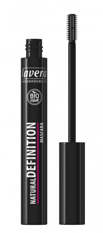 lavera Řasenka pro přirozené líčení - černá 8 ml
