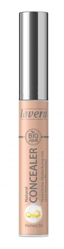 lavera Přírodní tekutý korektor  Q10 - 03 med 5,5 ml
