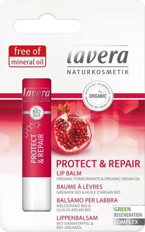 lavera Balzám na rty PROTECT & REPAIR 4.5 g