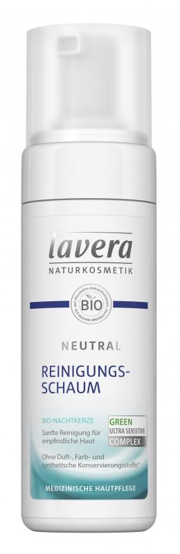 lavera NEUTRAL Čistící pěna 150 ml