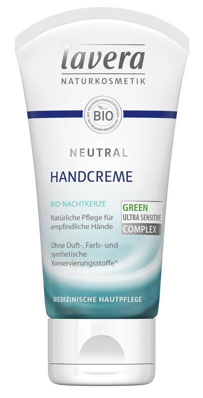 lavera NEUTRAL Přírodní krém na ruce BIO 50 ml