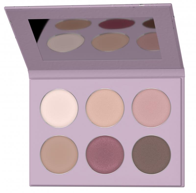 lavera Minerální oční stíny Selection 02- limitovaná edice 6 x 2 g