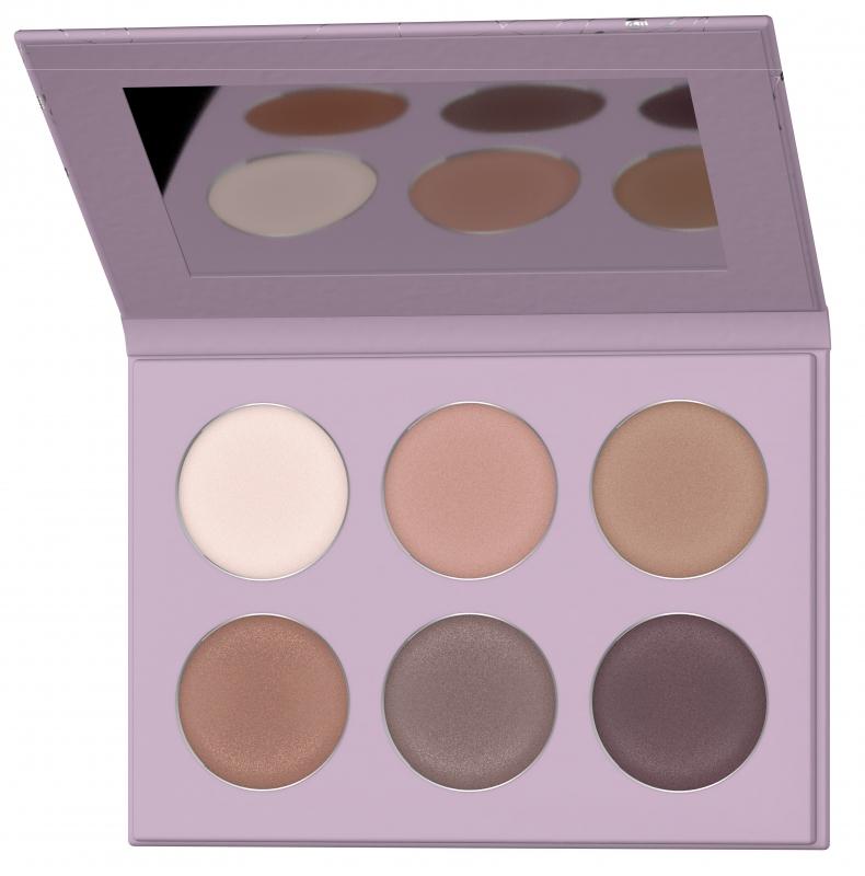 lavera Minerální oční stíny Selection 01- limitovaná edice 6 x 2 g