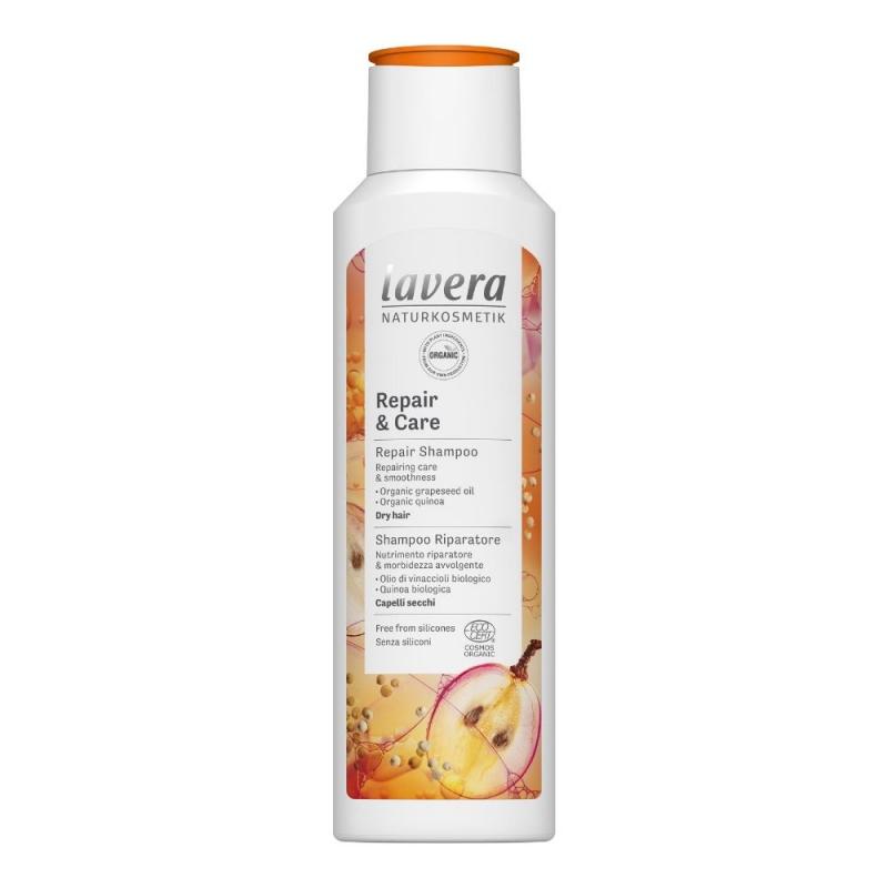 lavera Šampon Repair & Care 250 ml