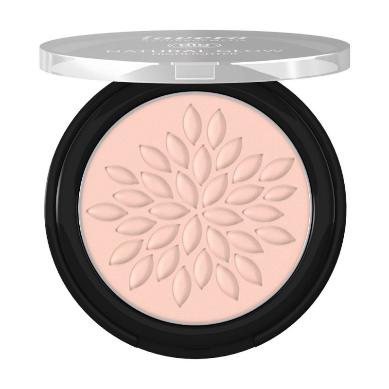 lavera Zářivý rozjasňovač - 01 perleťově růžová 4 g