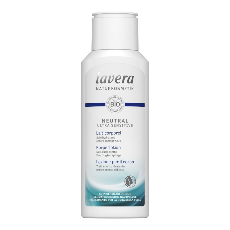 lavera NEUTRAL ULTRA SENSITIVE Tělové mléko 200 ml