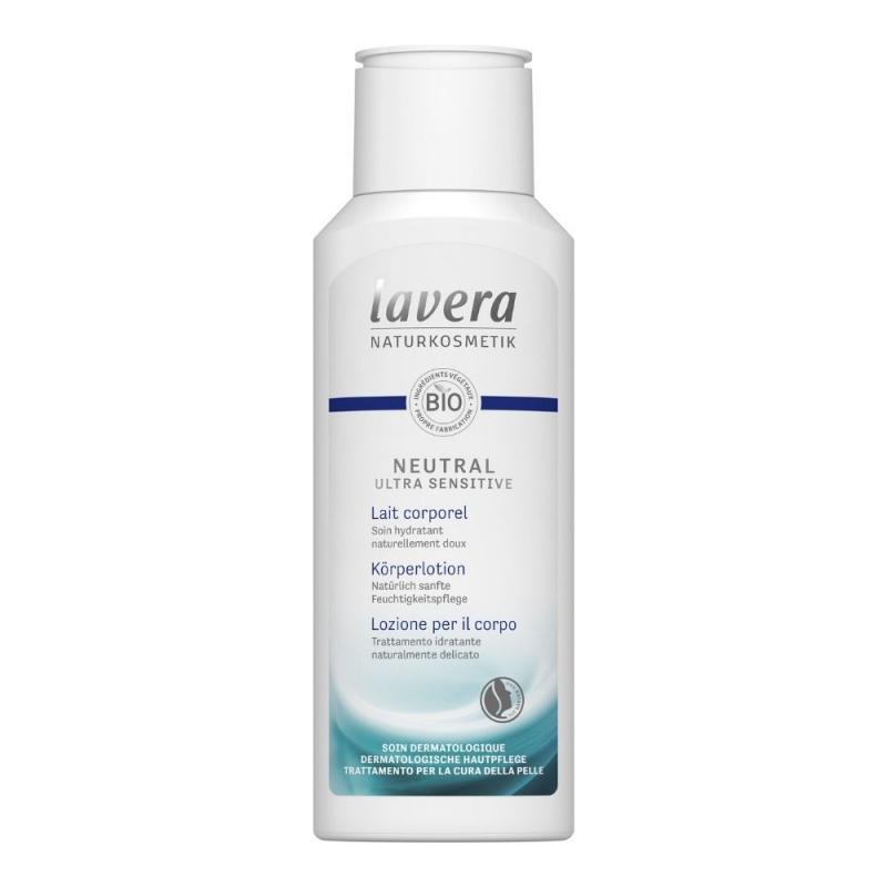 lavera NEUTRAL ULTRA SENSITIVE Tělové mléko 200 ml
