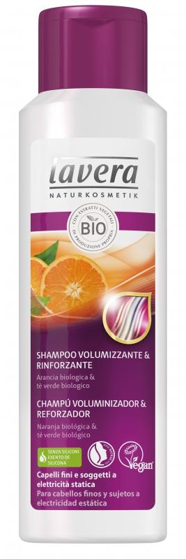 lavera Šampon Volume & Strength 250ml IT-ES