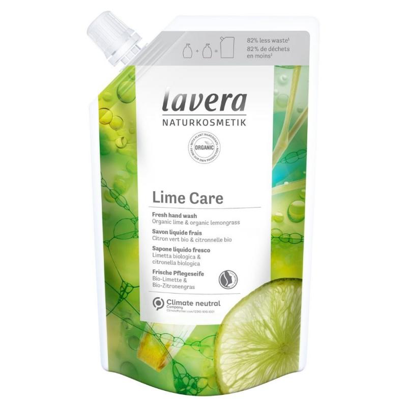 lavera Citrusové tekuté mýdlo 500 ml - náhradní náplň