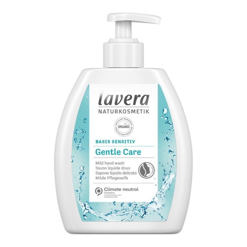 lavera Basis Jemné tekuté mýdlo 250 ml