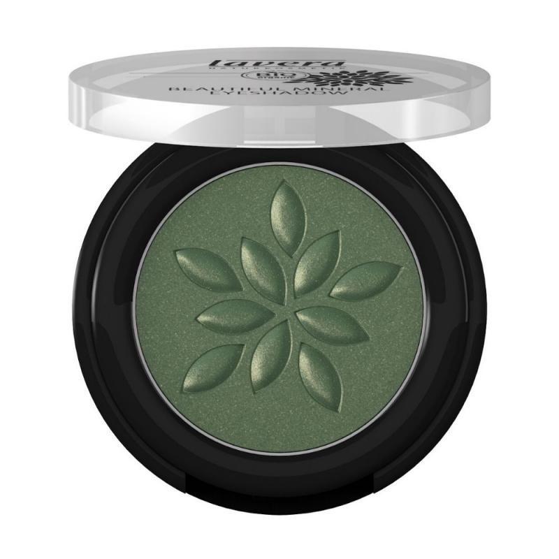 lavera Minerální oční stíny MONO - 19 zelený drahokam 2 g