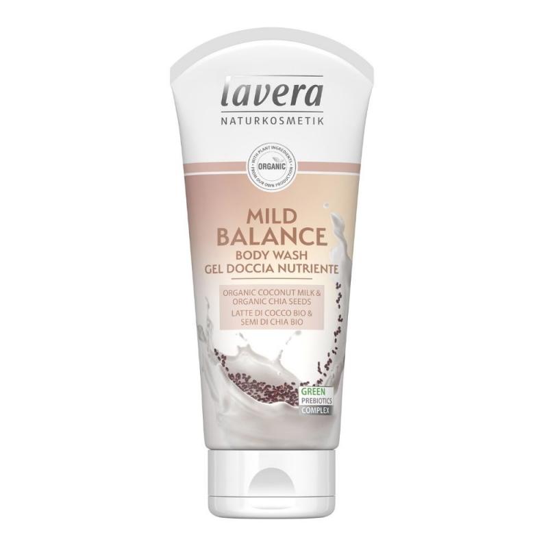 lavera Sprchový gel Mild Balance 200 ml
