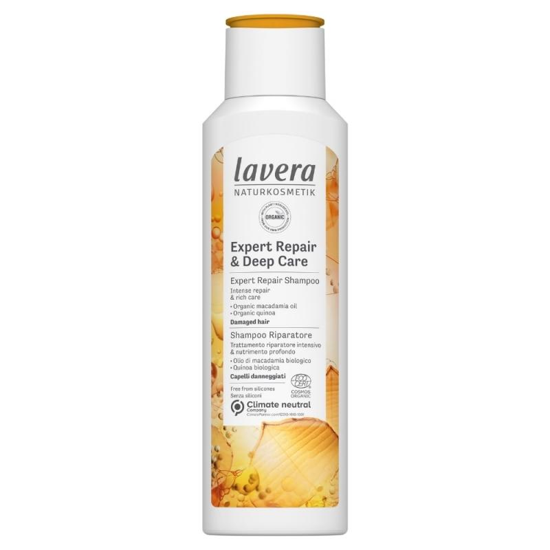 lavera Šampon Expert Repair & Deep Care 250 ml