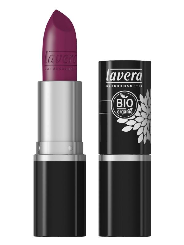 lavera Přírodní rtěnka lesklá - 33 purpurová 4,5 g