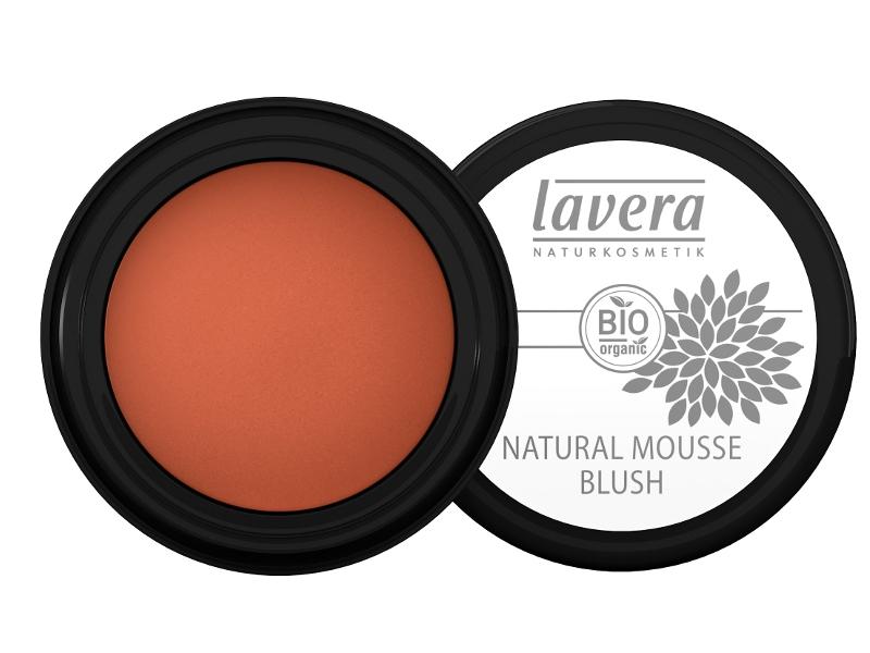 lavera Přírodní pěnová růž - 02 višeň 4 g