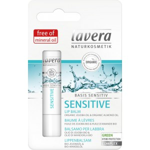 lavera Basis Balzám na rty SENSITIVE 4.5 g