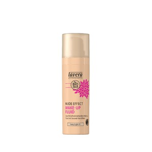lavera IG Tekutý make-up - 01 nude effect 30ml